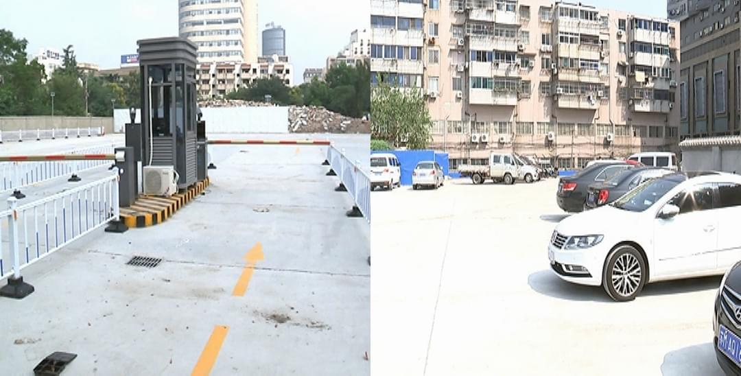 泰州新建改造停车场40个 停车难有望缓解