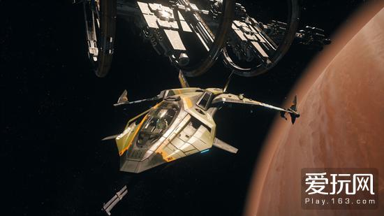 华丽视觉效果 《星际公民》展示Alpha 3.0功能