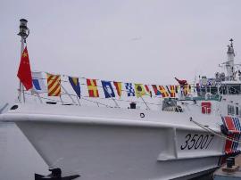 """大海上从此多了一艘英勇的""""湖里号""""舰艇"""