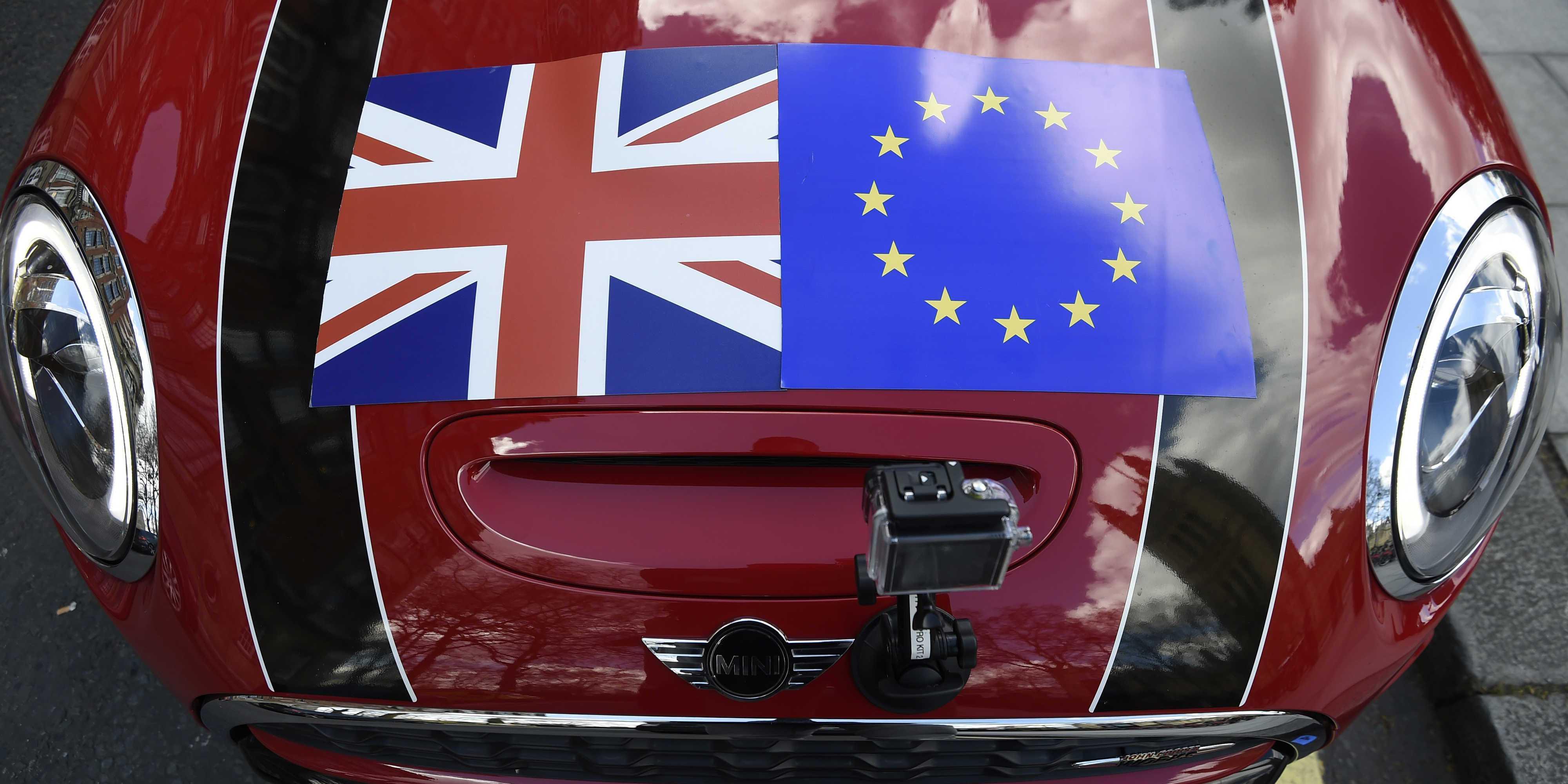 英脱欧影响投资决策 多家车企呼吁披露更多条款