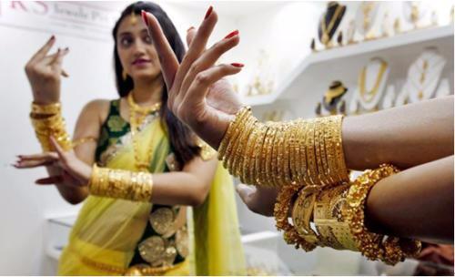 印度黄金需求回归?2017年进口增逾50%