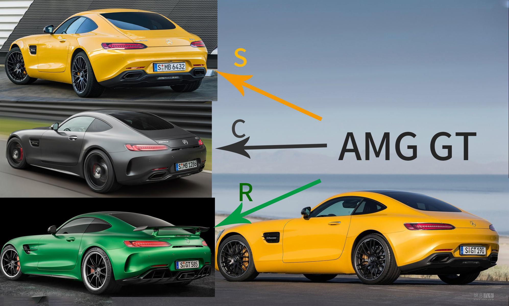 售xx.xx万 梅赛德斯-AMG GT C正式上市