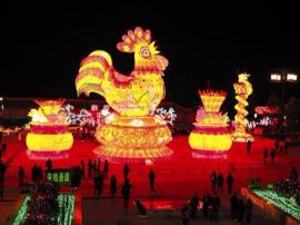 2018年陕州灯会: 突出地坑院文化彰显陕州区特色