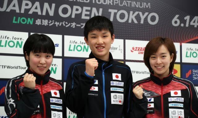 日本重点培养的年青一代
