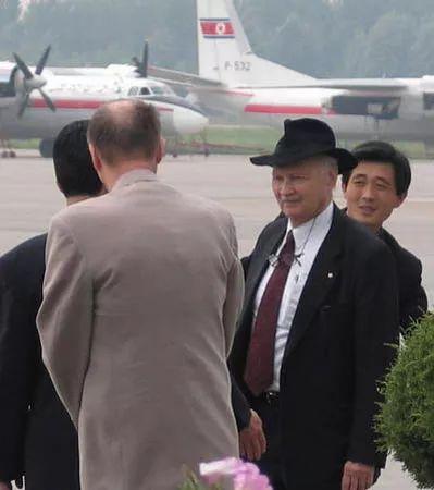 朝鲜最近一次试射导弹6天后 一直邀请的客人到了