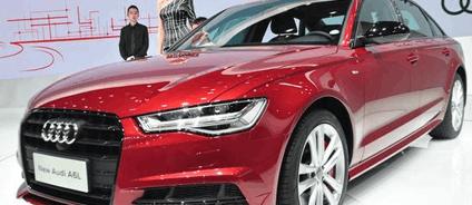 2017成都车展:奥迪新款A6车系正式上市