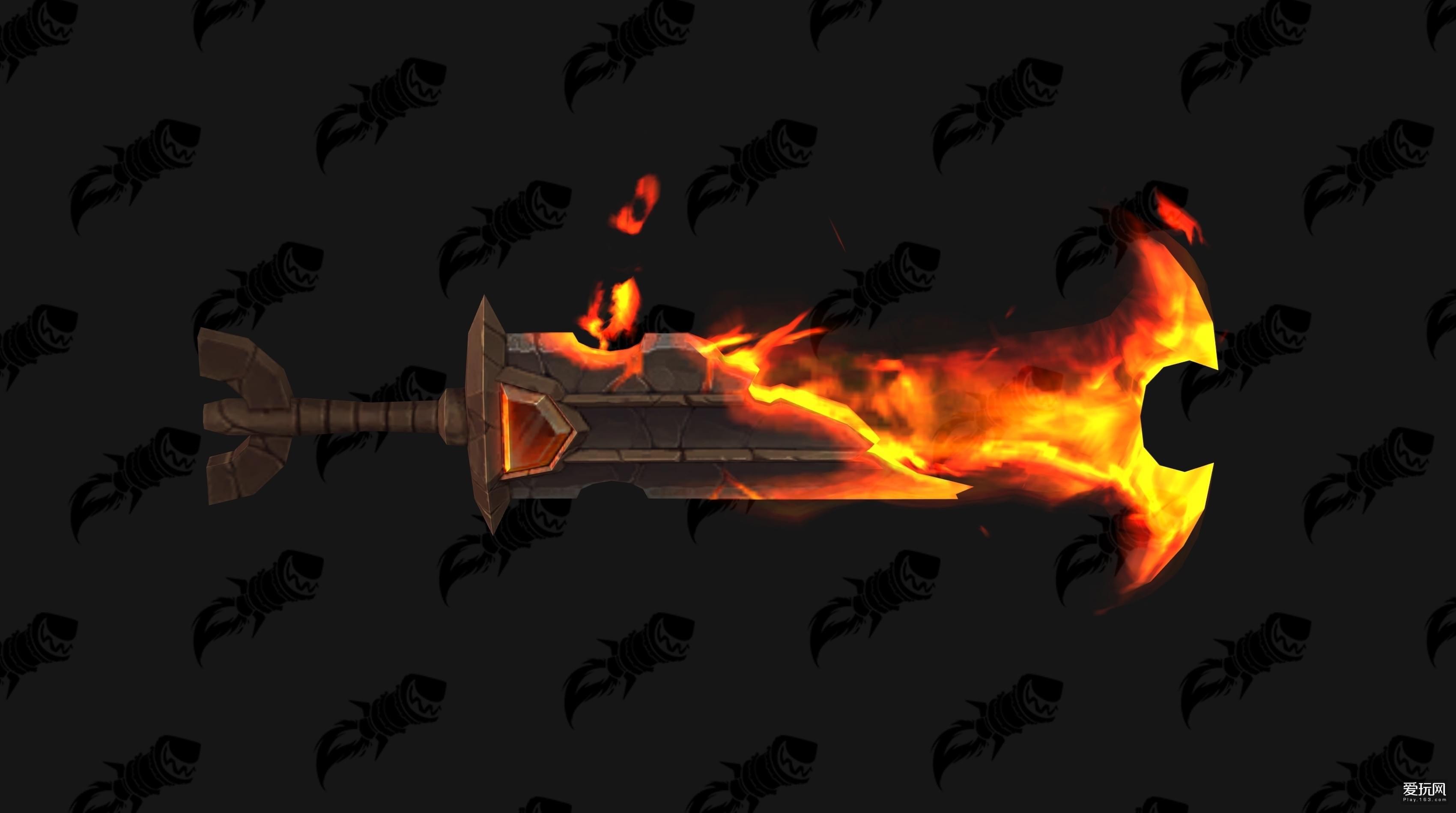 奥瑞莉亚与图拉扬武器加入 魔兽7.3新武器预览