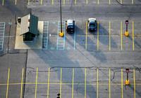无人驾驶将大量消灭停车场,城市将有更多空间