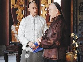 张晨光:演了27次老爸 却说自己是个坏爸爸