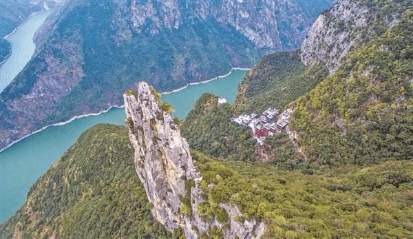 重庆珍档   曾经沧海难为水 心在巫山十二峰