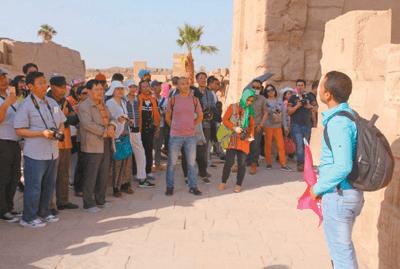 简化入境手续开通直航航线 北非欢迎中国游客