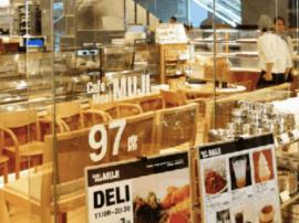 无印良品海外业绩下滑 押宝开店救市加速在华扩张