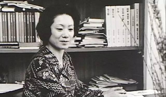 日本女作家向田邦子(网络图)