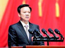 陈敏尔:更加坚决维护党中央权威和集中统一领导
