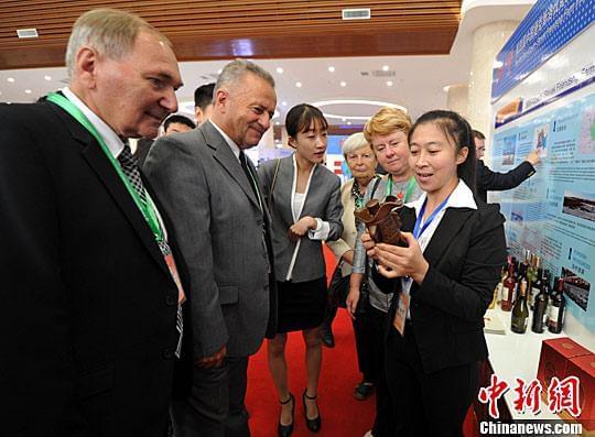 中捷斯友谊农场走过60年 21国驻华使节出席推介会