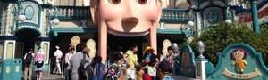 上海迪士尼存票务乱象