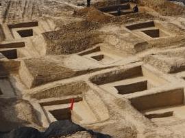 山西省发现全国罕见的战国建筑遗存