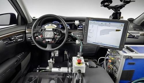 LG联手Here为自动驾驶提供车载信息服务方案