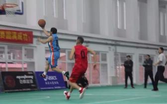 """""""全城热练""""石市第二届中老年篮球联赛完美"""
