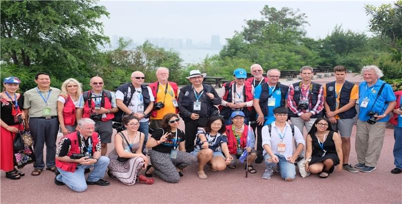 摄影大咖齐聚青岛 捕捉西海岸之唐岛湾公园