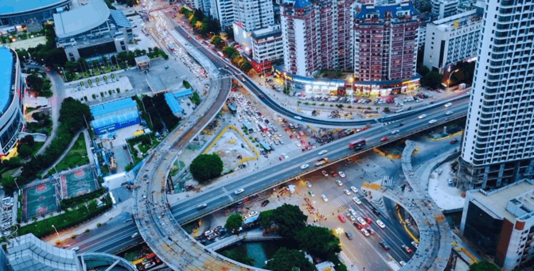 琴亭高架东侧人行桥8月23日起封闭拆除
