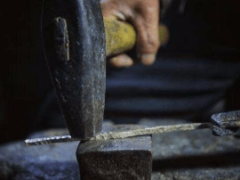 平遥古城:一位银匠艺人的顽强坚守