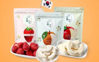 自然食品专营店上天猫,足不出户享韩国庆南特色