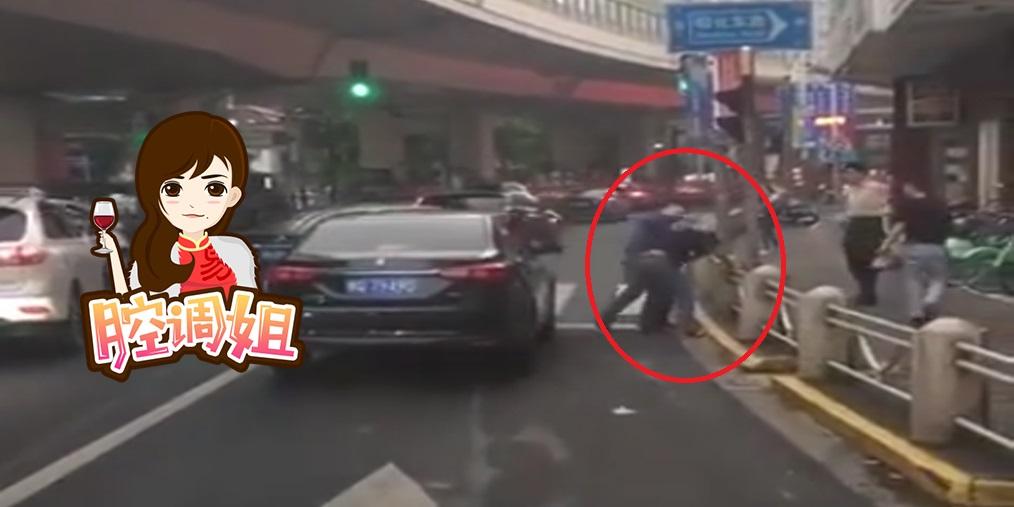 上海马路拳王争霸?男女双打后又来1v1