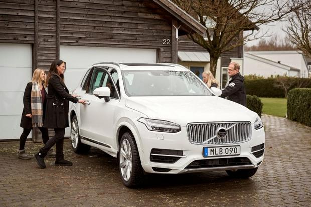 从普通家庭开始 沃尔沃开启自动驾驶测试项目