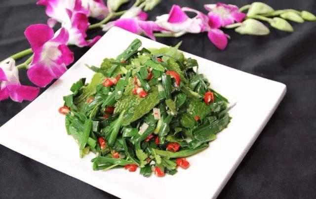 春吃韭菜正当时 韭菜的美味做法