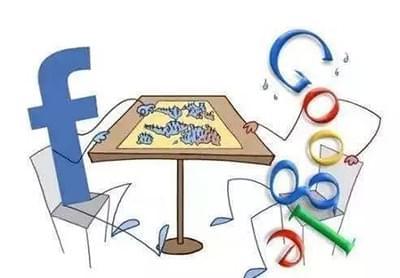 媒体大佬眼中脸书谷歌是这样