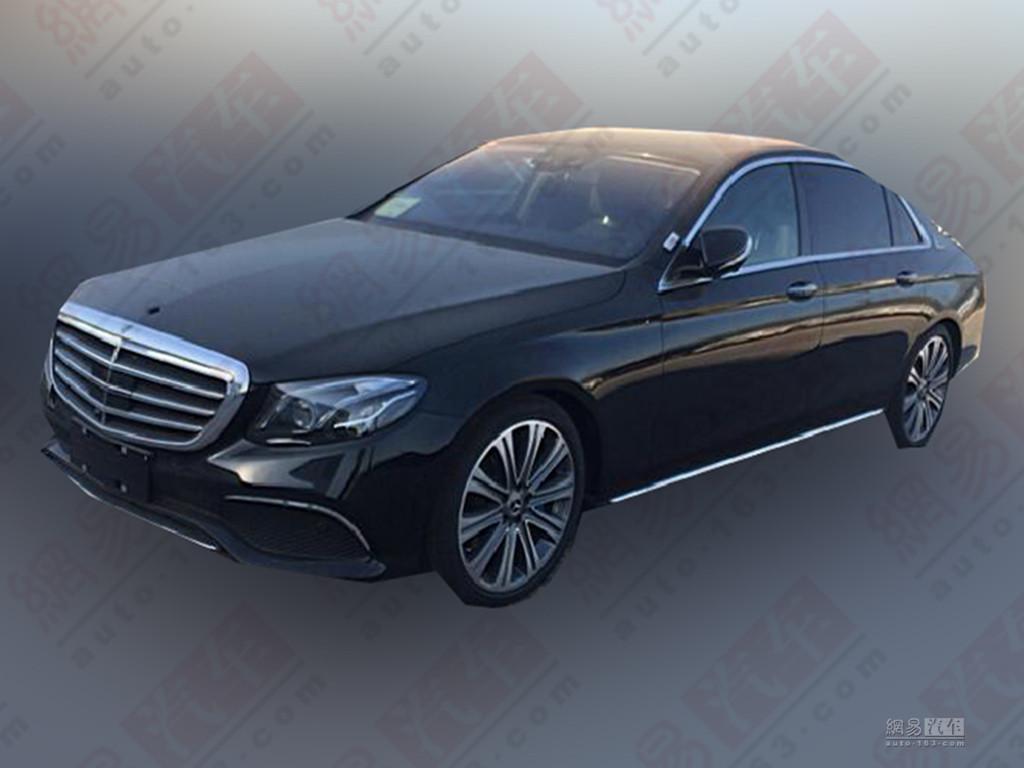 2.0T+电动机 北京奔驰E300 eL三季度上市