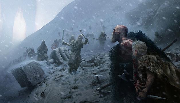 奎爷一出手,北欧众神抖三抖 《战神》视频评测