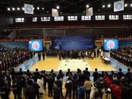 中北机器人获2017年华北五省大赛一等奖
