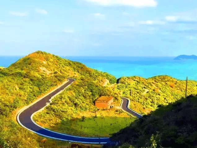 """《欢乐颂2》中的这个地方 堪称中国的""""巴厘岛"""""""