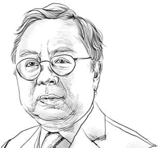 陈启宗:中国经济最大威胁不是房地产