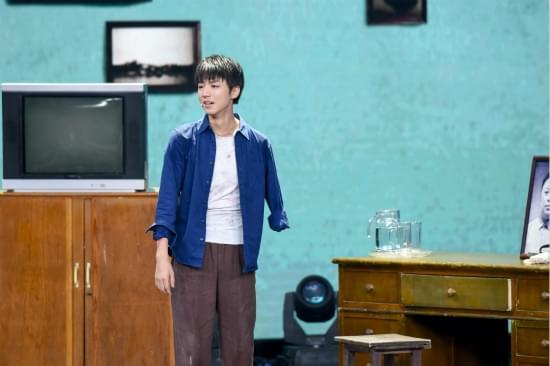 王俊凯《演员的诞生》张弛有度 章子怡落泪