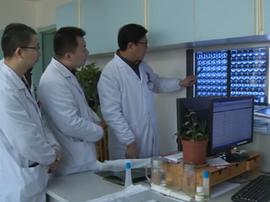 泰州四院推出双镜联合取石新技术