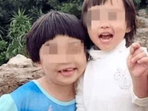 监控实拍6岁女娃遭后妈狂踹 邻居:孩子身上常有淤青