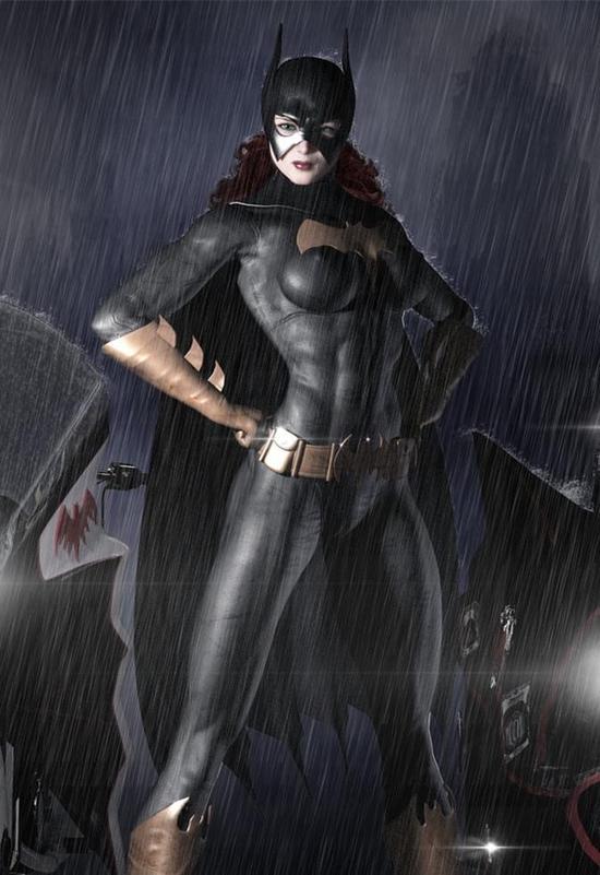 """dc要拍女性英雄联盟,主演和制片人都是""""小丑女"""""""