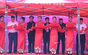 正阳县天成置业有限公司名门望邸接待中心盛大开放