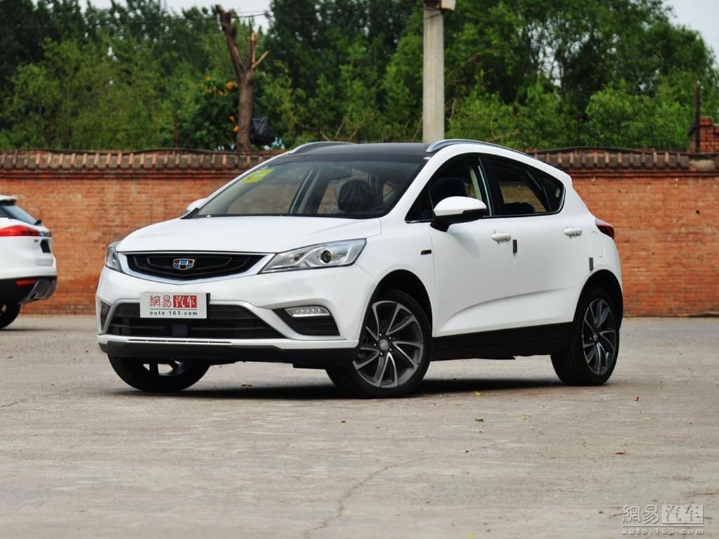 智能互联升级 帝豪GS新车型9月12日上市