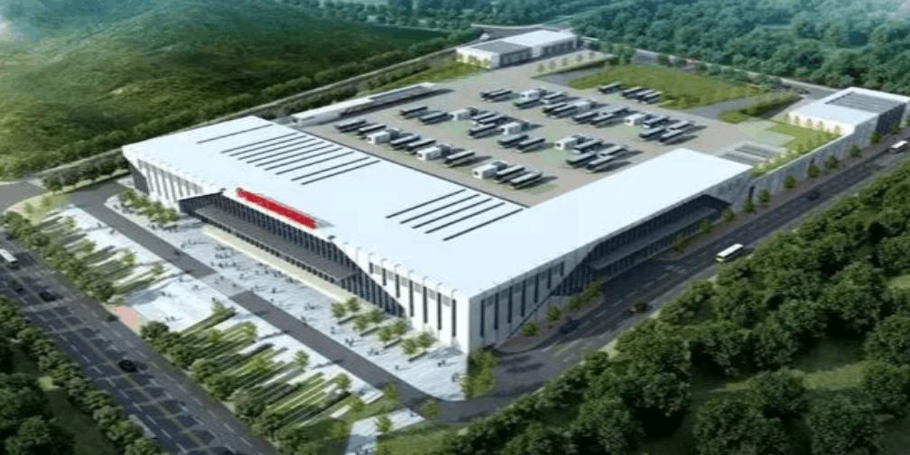 东郊客运枢纽中心站工程正式动工 投资2.4亿