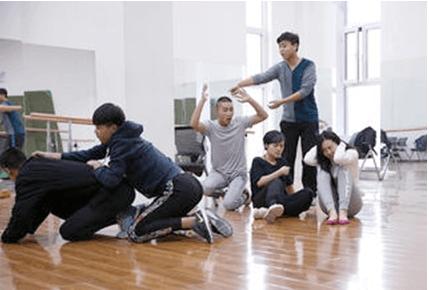 北京电影学院北京培训中心表演专业学员