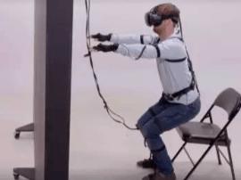 "VR可以用来相亲?变成""恐龙""去赴约"