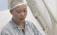 女子怀孕期间患病冒生命危险坚强产子