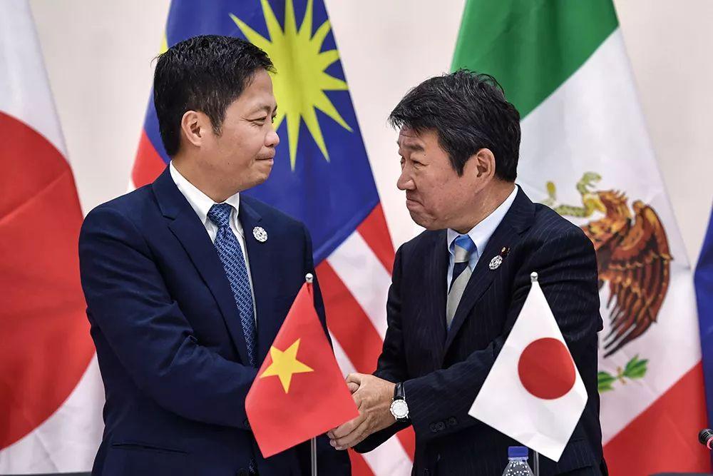 TPP缩水后:日本想充分利用来谈RCEP 加拿大陷两难