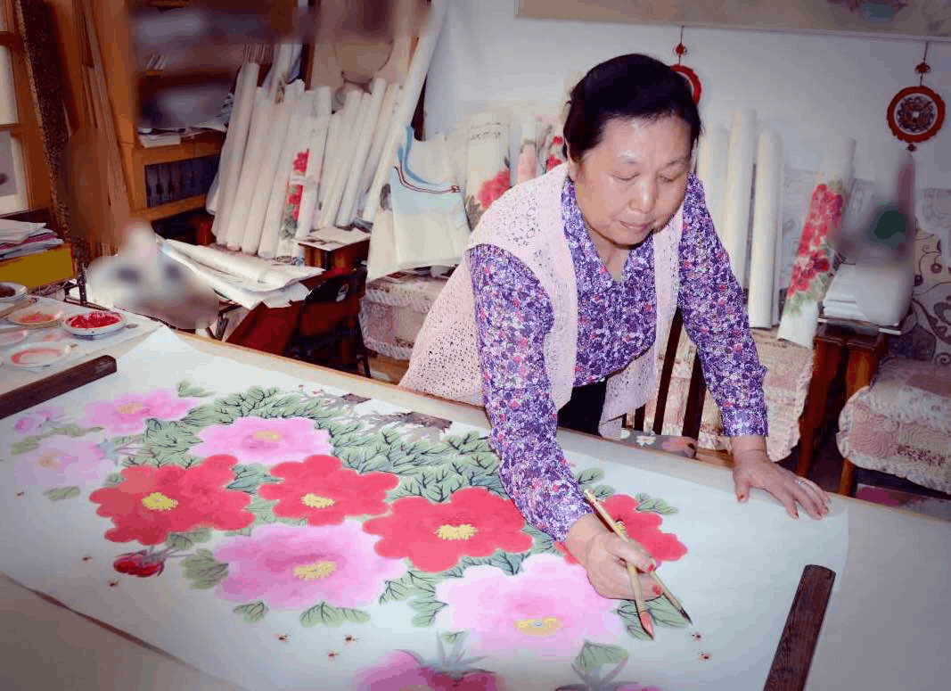绘画铸就人生:河北省美术家协会刘岚老师访谈录