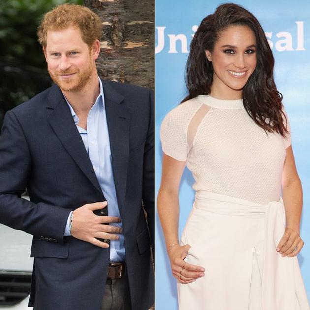 哈里王子恋美国女星半同居急求婚 女方悄试婚纱