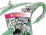 宁波公务员考试平均42人争1位 最热职1746人竞1